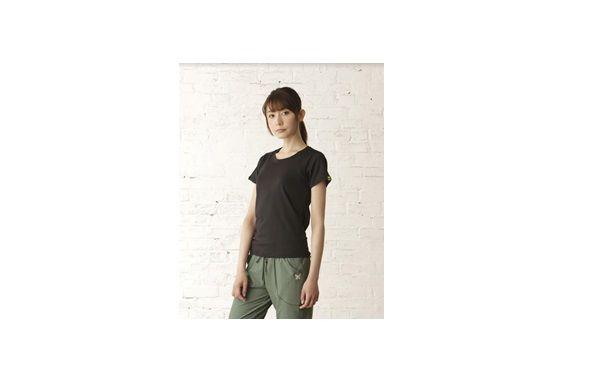 スタイルアップをサポートするChacott×Tripure Lady's Tシャツ