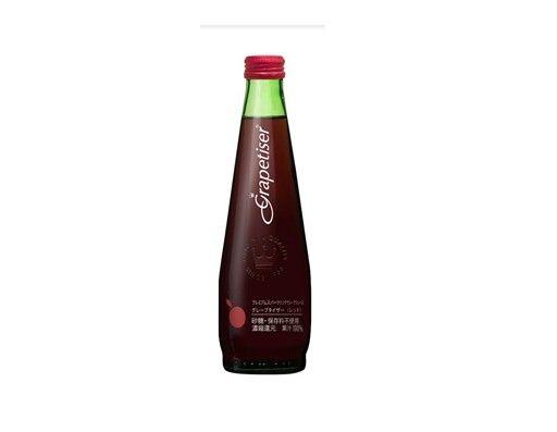 ママのゆったりタイムに飲みたいブドウの微炭酸飲料 グレープタイザー