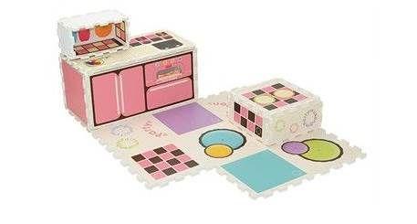 子どもが大好きなおままごと遊びの世界が広がる!トイローヤル MYダイニングキッチン