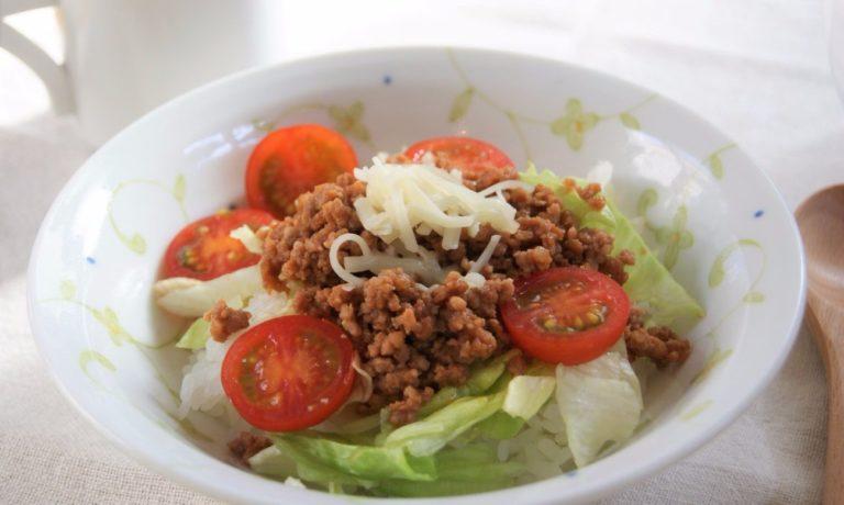 簡単!おいしい!オススメレシピ。夜ご飯やお弁当にピッタリのひき肉料理