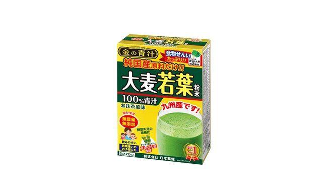 原材料にこだわった青汁『純国産大麦若葉100%粉末』は味にも自信!