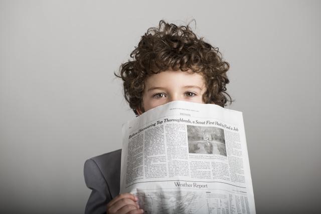 家庭で新聞を取る時代は……もう終わった?