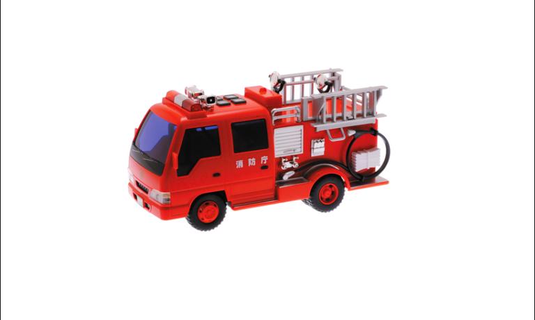 サウンドポンプ消防車