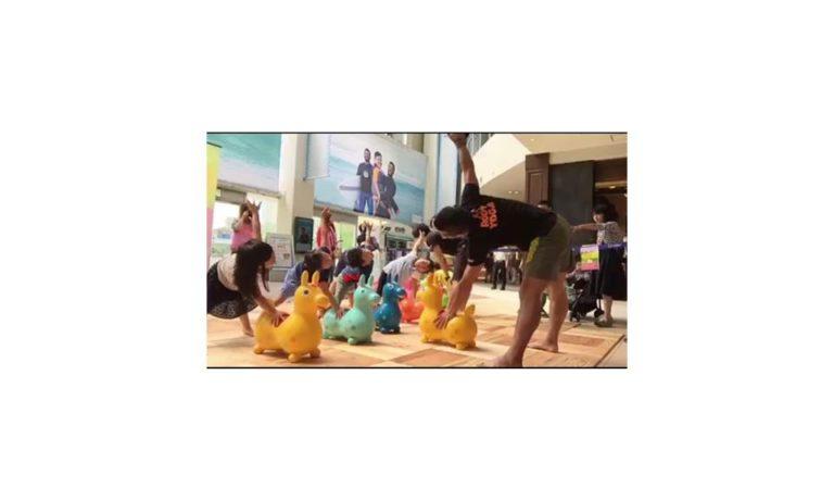 【24日】親子 de ロディヨガ体験