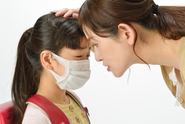わが家にやってくる!?とヒヤヒヤ… 大流行のインフルエンザにかかった?
