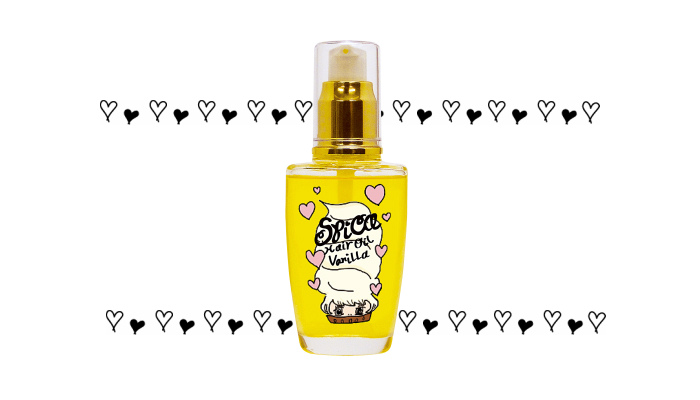 プレゼント! 2月23日新発売のトリートメント&スタイリング剤『Spica hair oil  ピカピカのしずく』