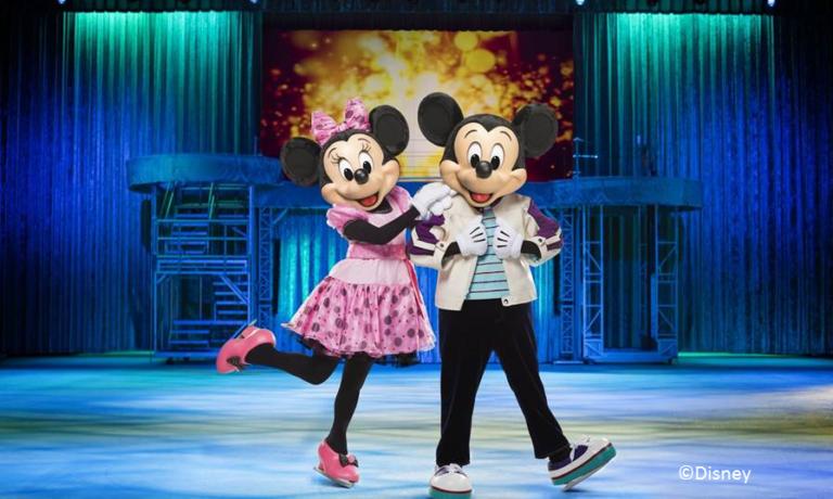 ディズニー・オン・アイス『ミッキーのスペシャルセレブレーション!』(名古屋公演)のおでかけモニター募集