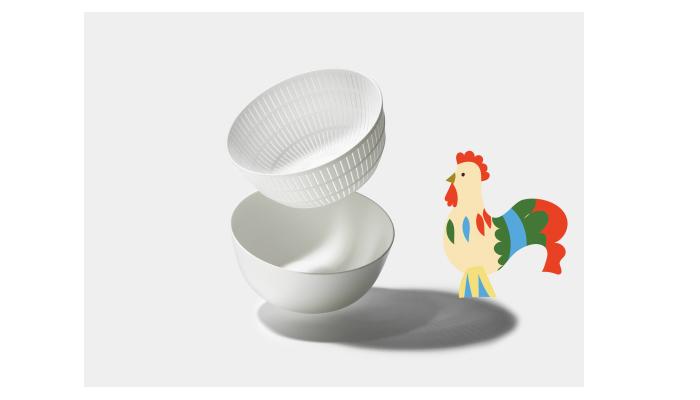 発売前のアイテムを試すチャンス! 日本のプラスチックメーカーが開発した「Colander&Bowl 米とぎにも使えるザルとボウル」のモニター募集!