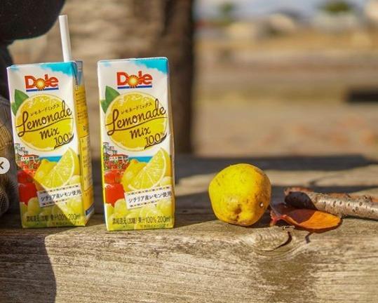 さっぱりおいしい果汁100%の「Dole® レモネードミックス」モニターママの口コミ!