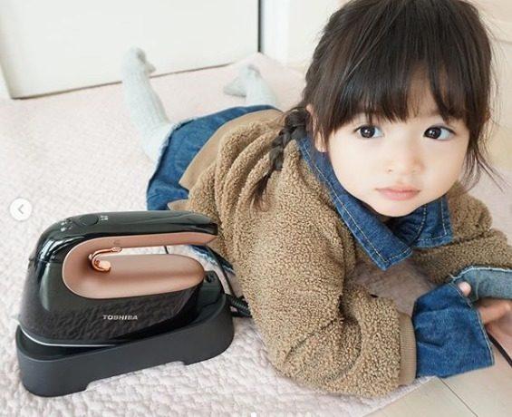 東芝「コードレス衣類スチーマーTAS-X4」モニターママの口コミ!