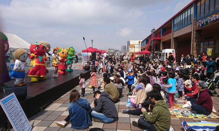 BABY&KID's FESTA  2019@フェスティバルウォーク蘇我!3月31日(日)開催情報♪