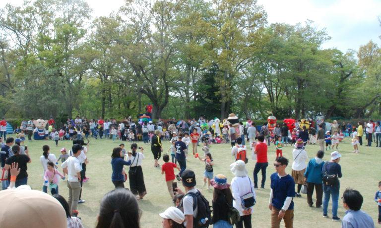 BABY&KID's FESTA  2019@千葉こどもの国キッズダム!4月21日(日)開催情報♪