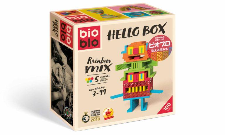 遊ぶ様子を動画で投稿!木製知育ブロック「ビオブロ ハローボックス」のモニター募集!