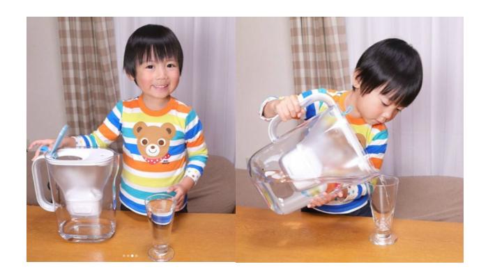 使いやすいのがうれしい!BRITAの浄水器「Style」モニターママの口コミ!