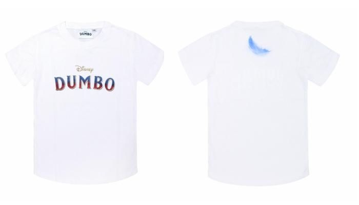 プレゼント!奇跡の実写化が話題を呼んでいる映画『ダンボ』キッズTシャツ