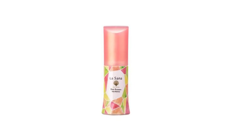 ラサーナ 海藻 ヘア エッセンス ヒートメモリー ピンクグレープフルーツの香り
