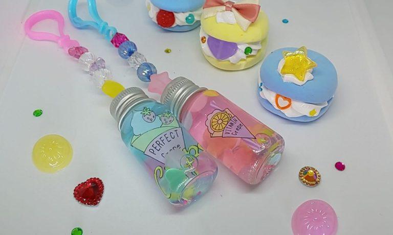 お菓子アクセサリー作り 500円~