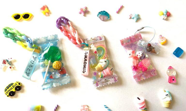 【20日】キャンディバッグチャーム作り