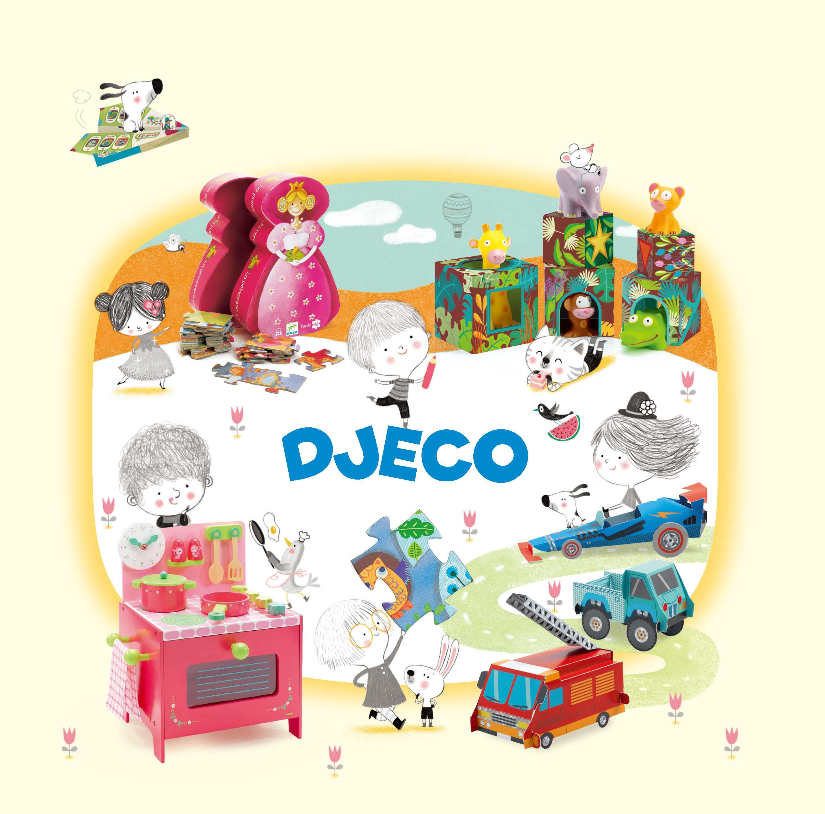フランスのトイブランド<DJECO>×ママノワのInstagram限定企画「親バカごめんショット」