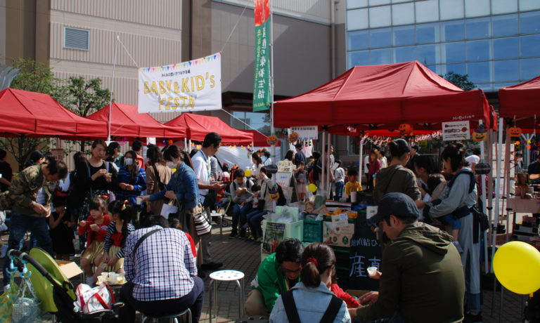 BABY&KID's FESTA  2019@アリオ亀有!10月26.27日(土日)開催情報♪