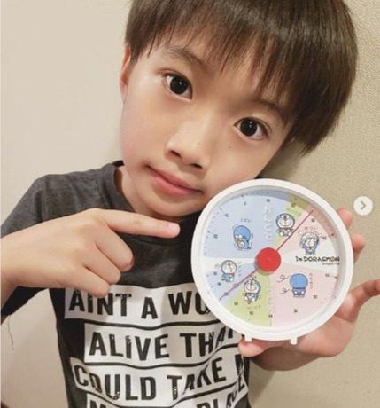 「I'm Doraemon アナログ温度湿度計」モニターママの口コミ!