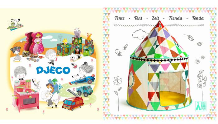 【プレゼント付き】7/24~26に伊勢丹新宿店本館6階=センターパーク/ココイクパーク <DJECO(ジェコ)>Designable Toy Shopおでかけモニター募集!