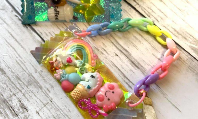 【両日】キャンディバッグチャームのワークショップ
