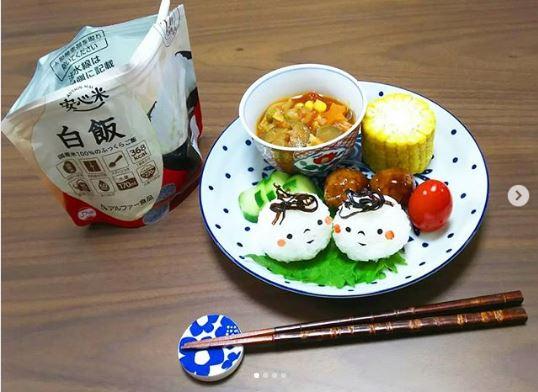 国産米100%使用の「安心米シリーズ」全14種類のうち8種類モニターママの口コミ!