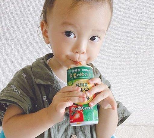 通販限定「伊藤園 純国産1日分の野菜」モニターママの口コミ!<第1弾>