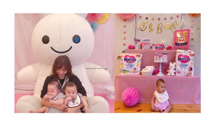 花王メリーズ「赤ちゃんとママの笑顔のためのスキンシップセミナー」参加者ママの口コミ!