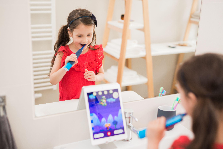 使っている様子を動画で投稿!毎日の歯みがきがゲームになる!子ども用電動歯ブラシ「プレイブラッシュ スマート ソニック」のモニター募集!