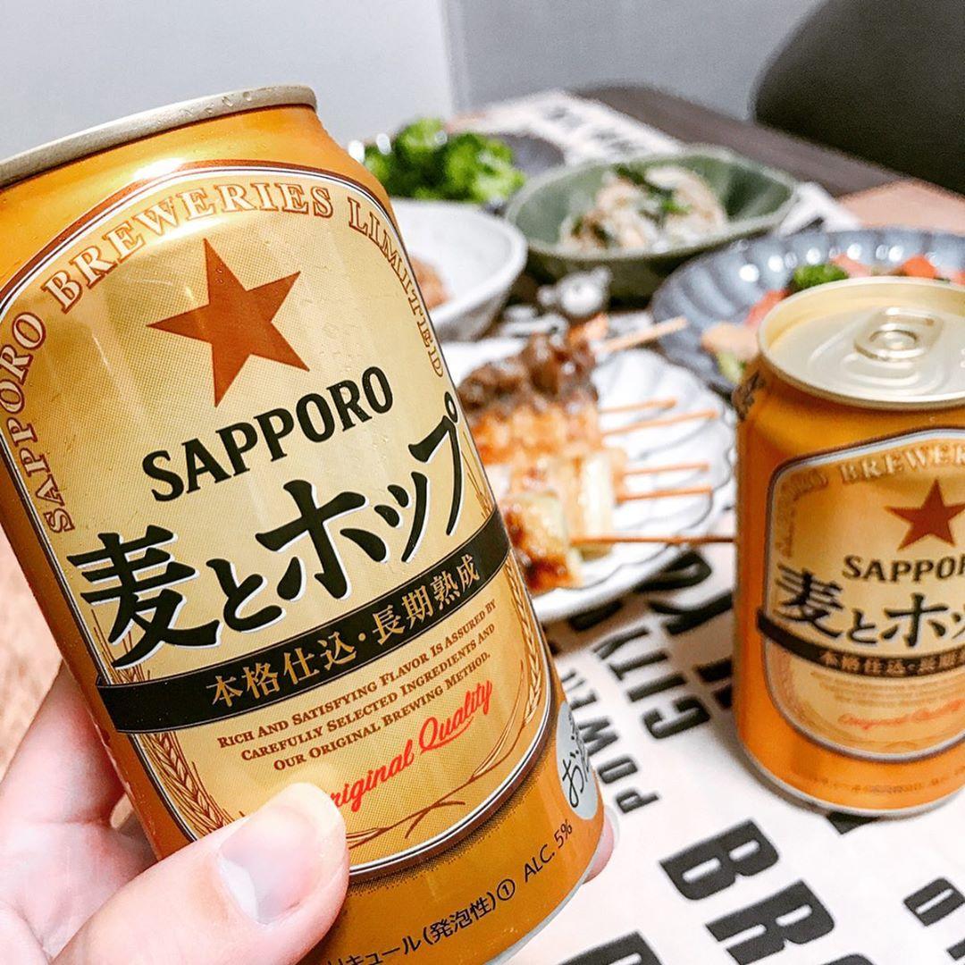 ビール好きも納得の新ジャンル!「サッポロ 麦とホップ」モニターママの口コミ!