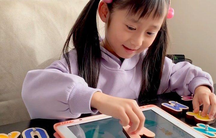 自宅学習にも遊びにも!アプリを使ったモンテッソーリ知育玩具「スマートレターズ」モニターママの口コミ!