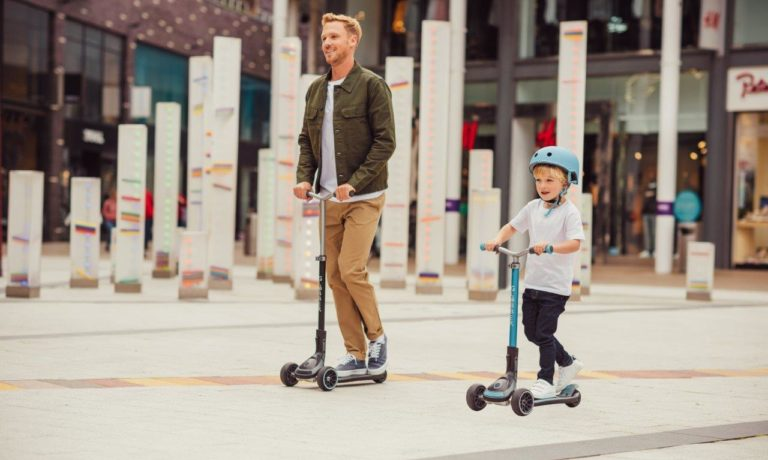 大人も乗れる三輪キックスクーター「ULTIMUM」発売記念モニター募集!親子で遊べるGLOBBER【2台をセットで20組】のご家族へプレゼント☆彡