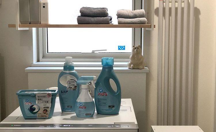 洗濯でダニ予防しよう!「アリエール ダニよけプラス」シリーズ4点セット、モニターママの口コミ!