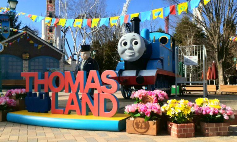 """プレゼント!""""きかんしゃトーマス""""原作誕生75周年のアニバーサリーイヤーを記念して、トーマスランドでも使える「乗り物回数券」を3家族に"""