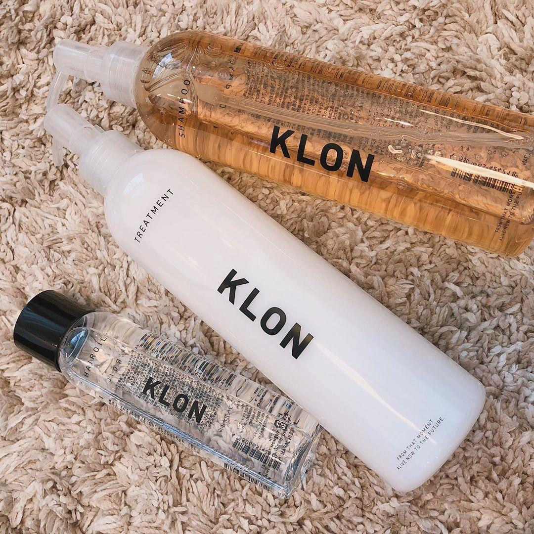 ファッションブランドの「KLON SHAMPOO」「KLON TREATMENT」「KLON HAIR OIL」のモニターママの口コミ!
