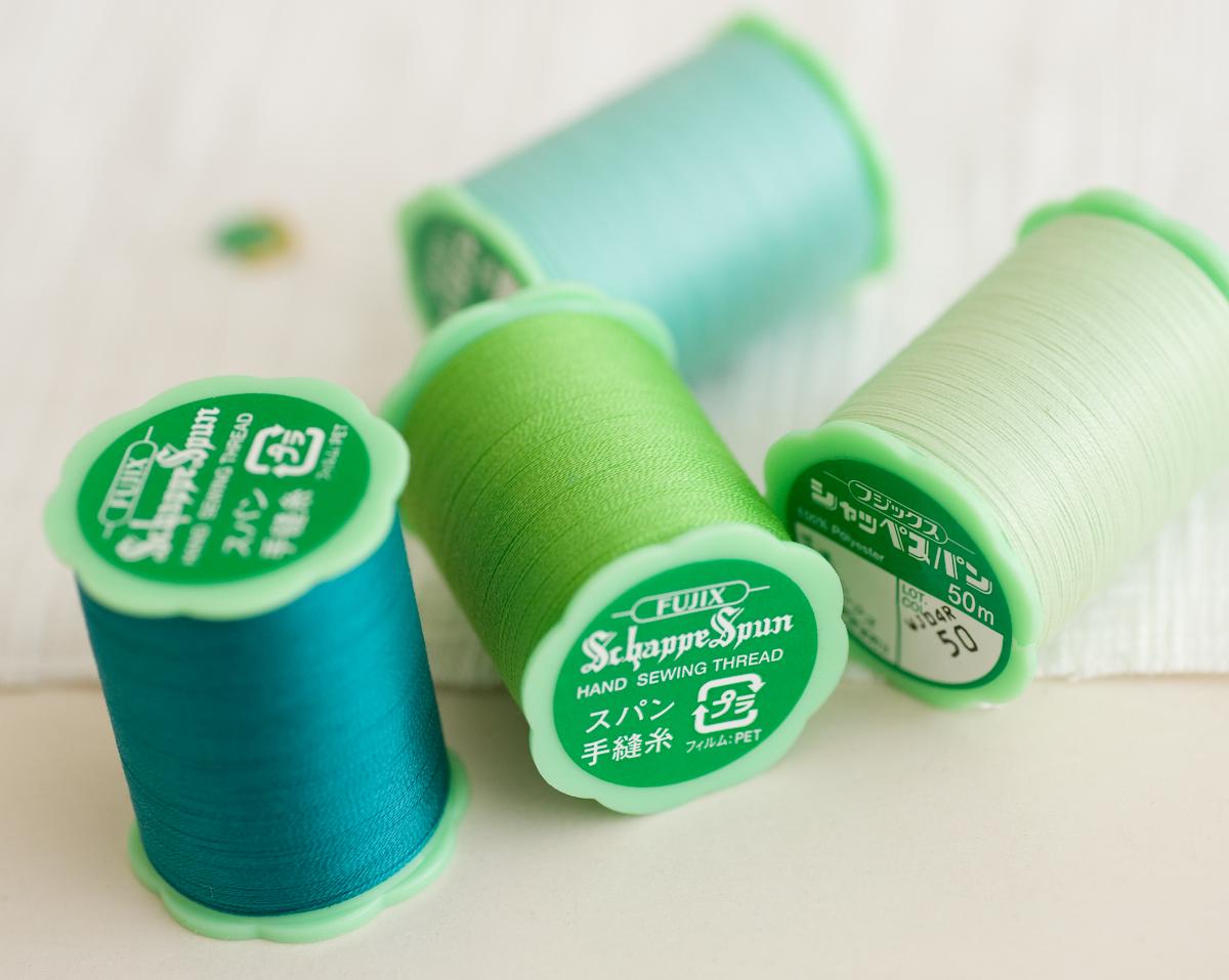 シャッペスパン手縫い糸