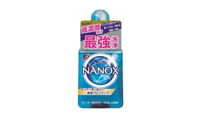 トップ スーパーNANOXナノックス