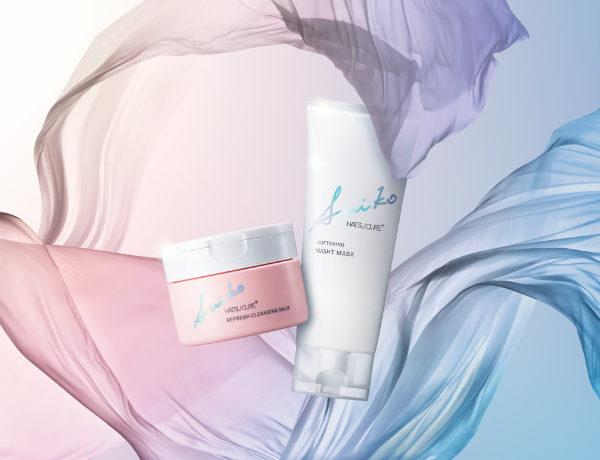 プレゼント!水分を保持する生コラーゲンを配合したSUIKO「リフレッシュクレンジングバーム」と「ソフニングナイトマスク」のセット