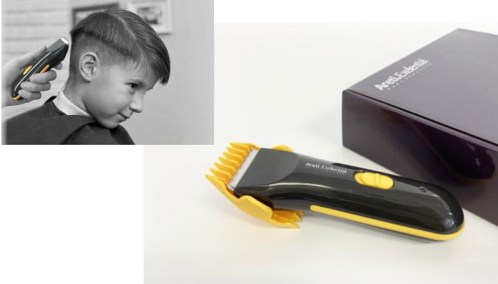 小さな子どものヘアカットも安心&簡単に!「Areti Exelential バリトリカン ベイビー」のモニター募集!