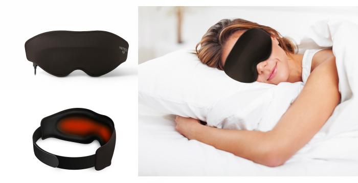 目元を温めて青クマ予防!電熱式で温かさが続く2wayアイマスク「MYTREX Eye Heat」のモニター募集!
