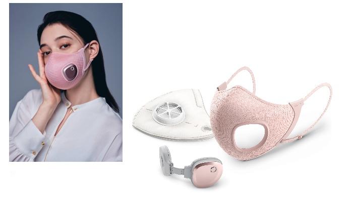 マスクの中を換気して蒸れや息苦しさを軽減する次世代型マスク「ブリーズマスク」のモニター募集!