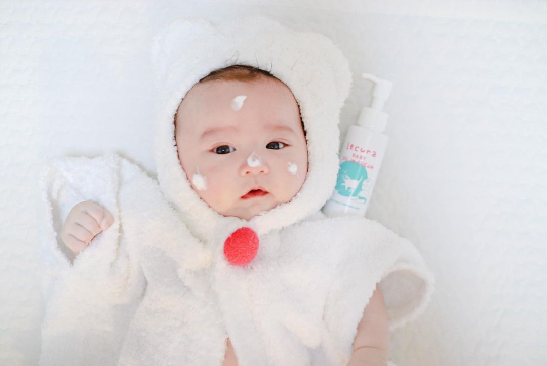 赤ちゃんの肌をやさしくケア!ルクラ「ベビーオイルインクリーム」モニターママの口コミ!