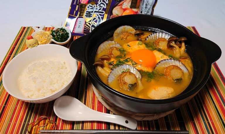 豆腐があれば簡単おいしい!丸大食品「帆立スンドゥブ」モニターママの口コミ!