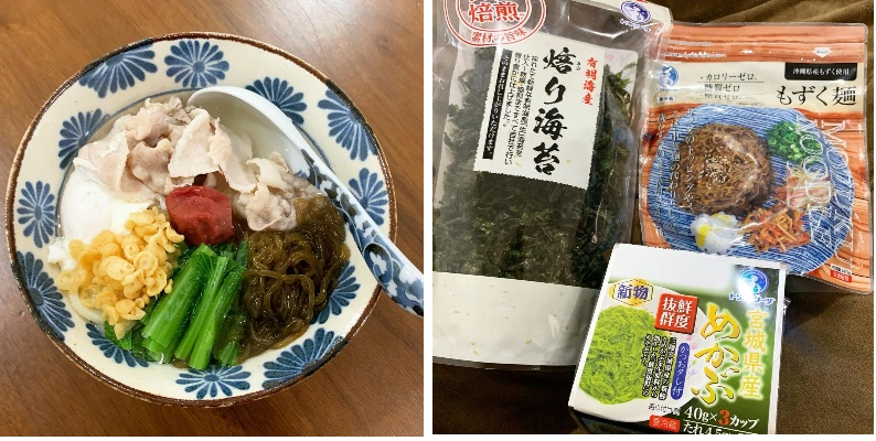 トリトンフーヅセット(焙り海苔、宮城県産鮮度抜群めかぶ)」モニターママの口コミ