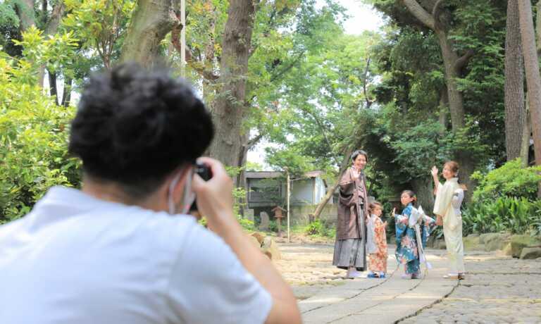 軽井沢や素敵な場所で撮影会を♪出張撮影サービス「OSOTO」のモニター募集!