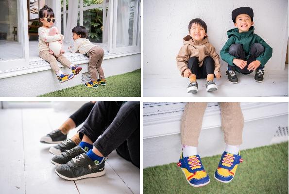 【15名募集!】2ステップだから簡単♪子どもがひとりで履きたくなるキッズシューズ「ミズノプレモア インファント」の動画投稿モニター募集!