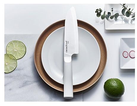 切れ味が2倍以上長持ち!デザインも美しい新しいセラミックナイフ「cocochical(ココチカル)セラミックナイフ 三徳ナイフ(14cm)」のモニター募集!
