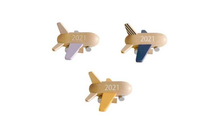 プレゼント!2021年生まれベビーの記念にも♪「kiko+ 2021 mini jet(ブルーベリー、ラベンダー、マーマレード)」